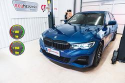 BMW 330e G20 ohjelmointi celtic tuning
