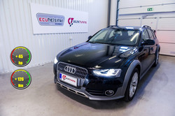 Audi A4 allroad lastutus celtic