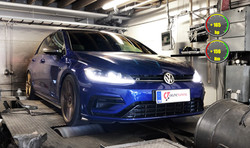 VW Golf R MK7.5 Stage 3 lastu celtic