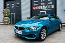 BMW 420i celtic tuning lastutus