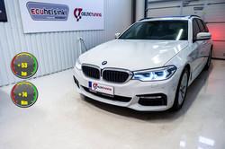 BMW 520D G31 viritys celtic tuning