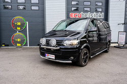 VW Transporter celtic tuning lastutu
