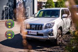 Toyota celtic tuning lastutus