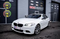 BMW 525D optimointi celtic tuning