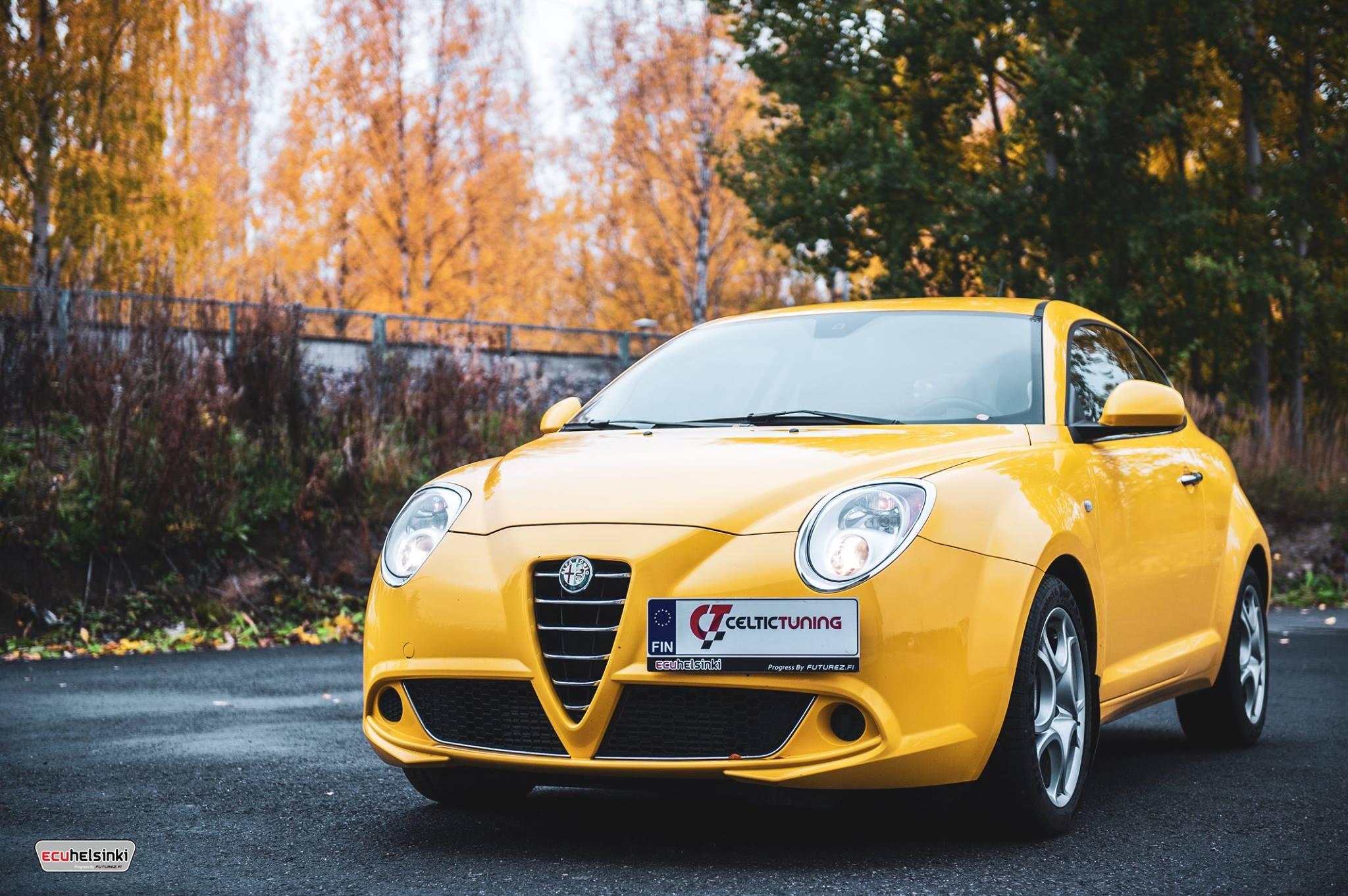 Alfa Romeo Mito Celtic Tuning Lastut