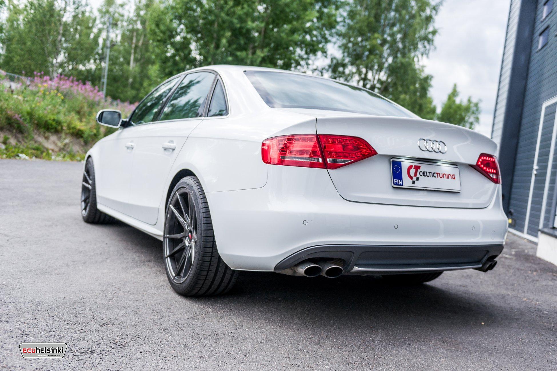 Audi S4 lastutus celtic tuning