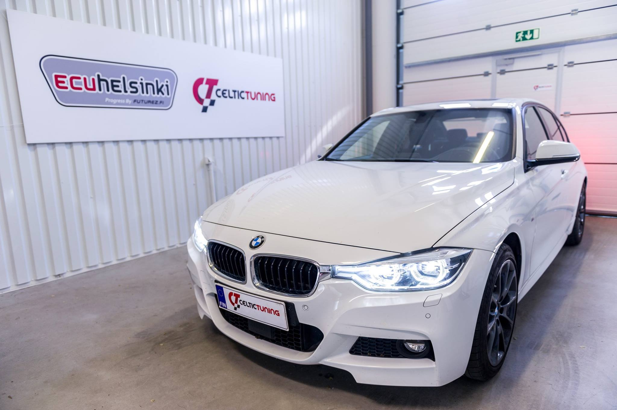 BMW 320i 2017 lastutus celtic tuning