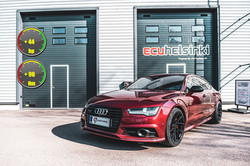 Audi A7 ohjelmointi celtic tuning