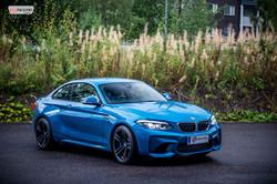 BMW M2 lastu celtic tuning