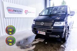 VW Transporter T5 optimointi celtic