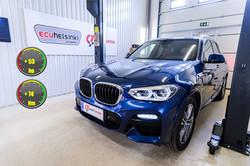 BMW X3 ohjelmointi celtic tuning
