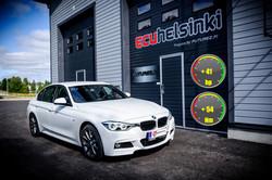 BMW 318i optimointi celtic tuning