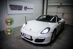 Porsche boxter s optimointi celtic