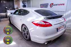 Porsche Panamera Turbo lastutus celt