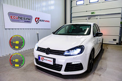 VW Golf R optimointi celtic