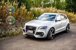 Audi Q5 celtic tuning lastutus