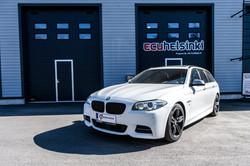 BMW M550D celtic tuning lastutus