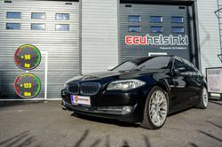 BMW 530D Celtic Tuning Lastutus