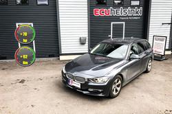 BMW 320D Celtic Tuning Lastutus