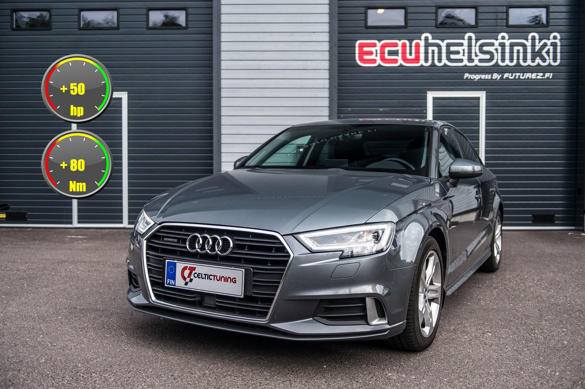 Audi A3 2.0 tfsi 2018 lastu celtic t