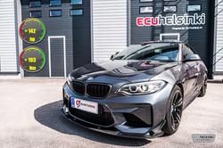 BMW M2 ohjelmointi celtic tuning