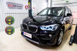 BMW X1 18d ohjelmointi celtic tuning