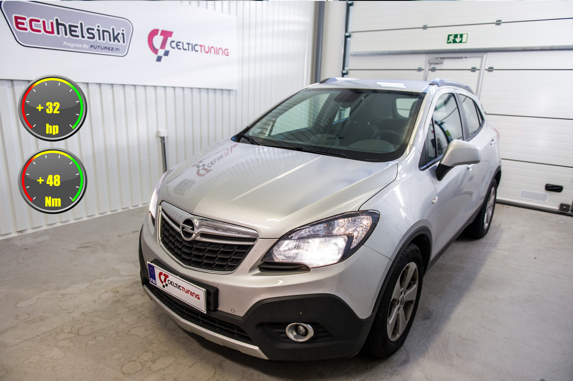 Opel Mokka optimoint celtic