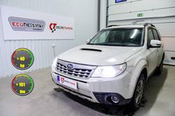 Subaru Forester 2.0d optimointi celt