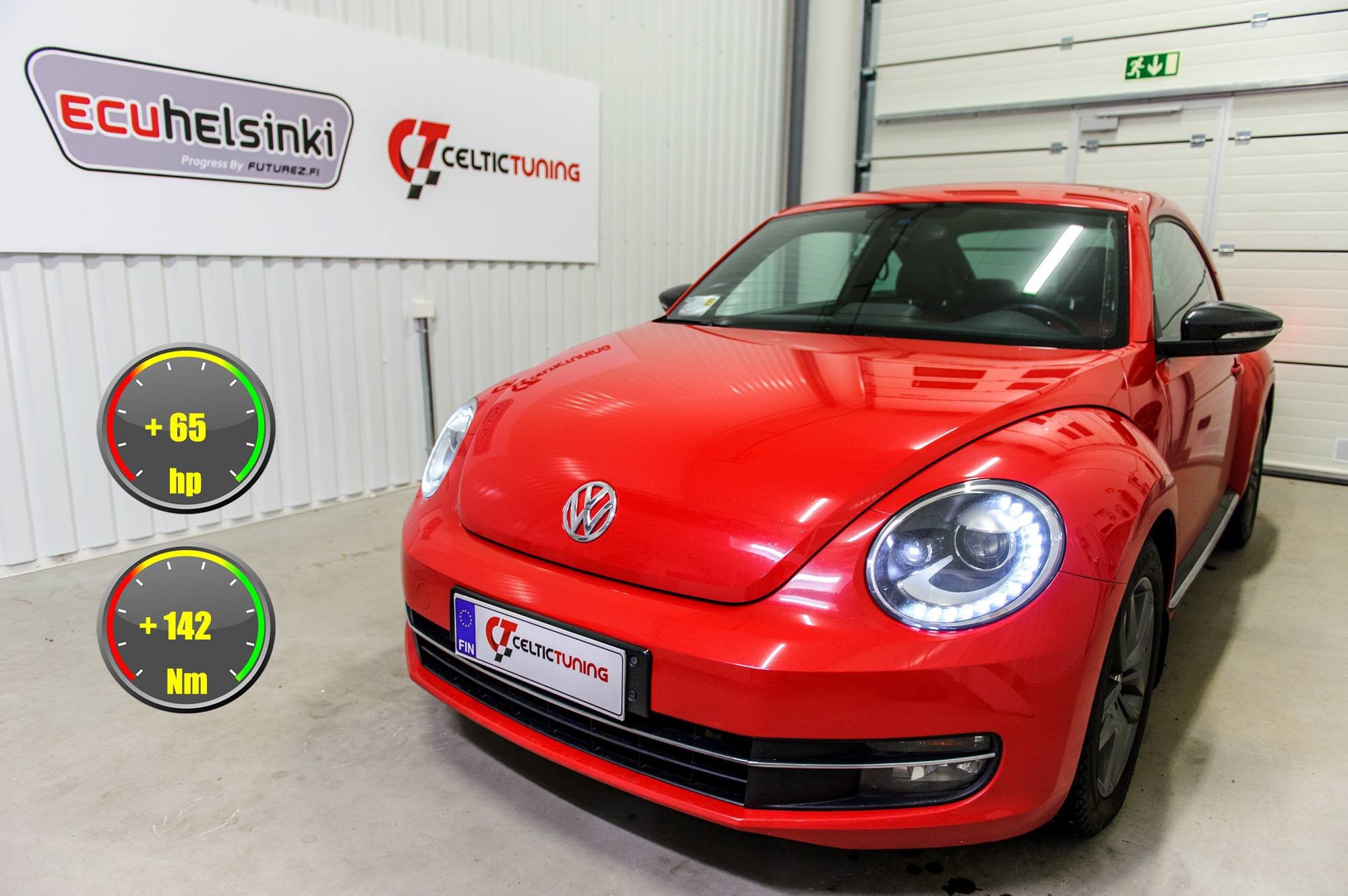 vw new beetle tsi optimointi celtic