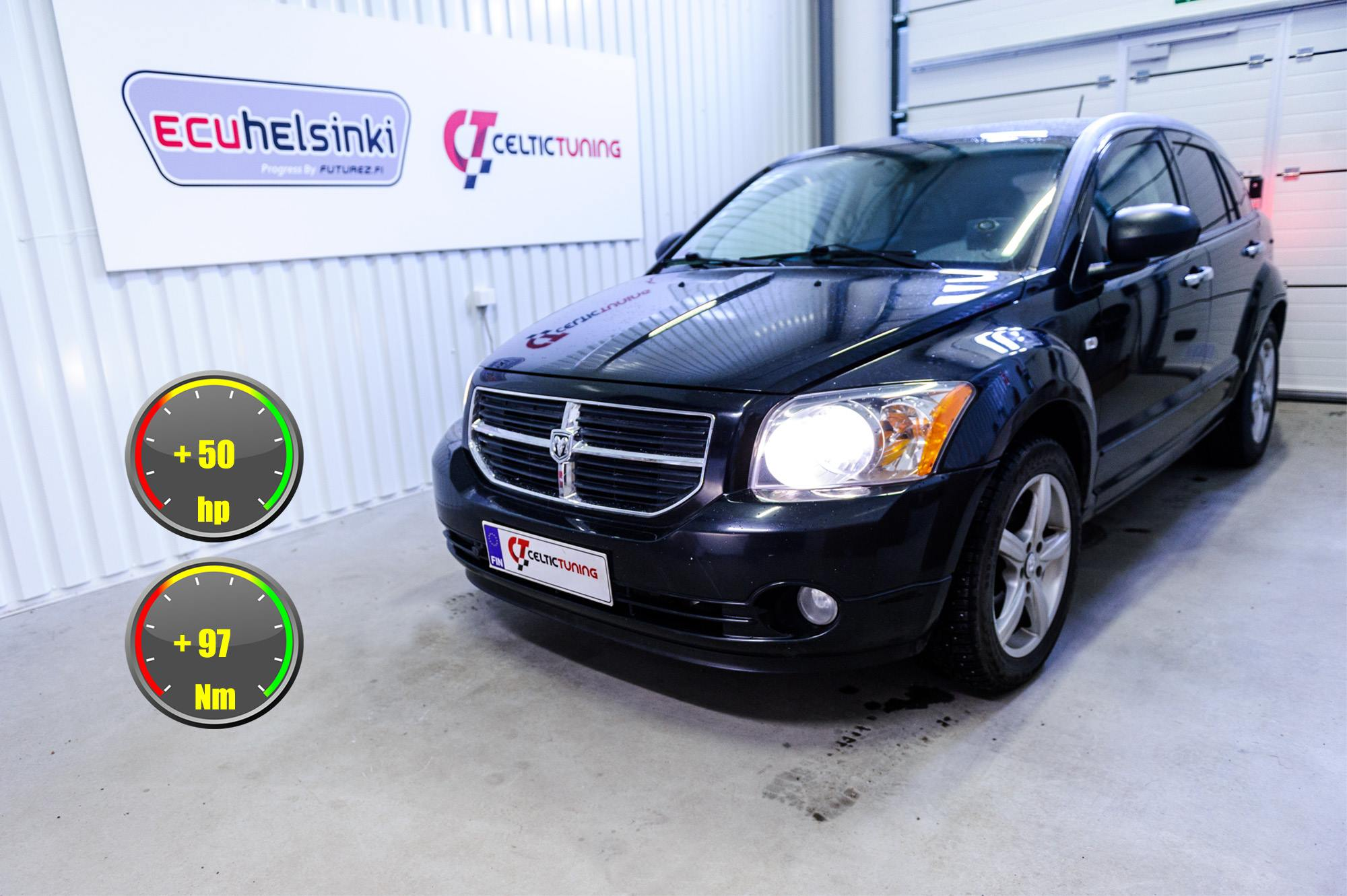 Dodge caliber lastutus celtic tuning