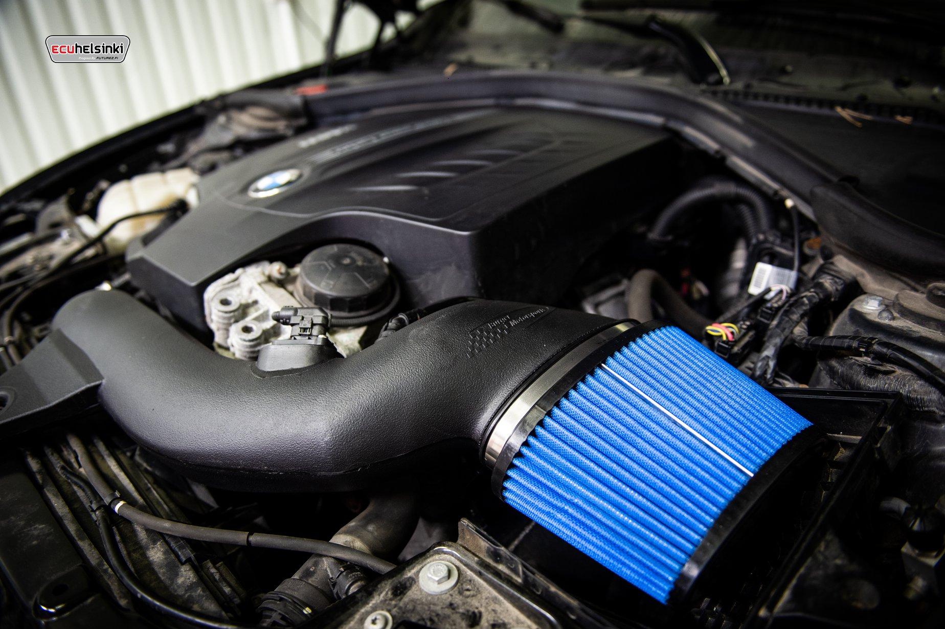 BMW 335i lastutus viritys celtic