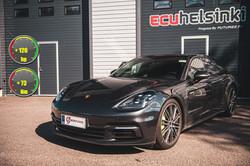 Porsche panamera hybrid ohjelmointi celtic tuning