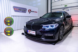 BMW 530e celtic tuning lastutus