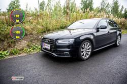 Audi A4 Celtic Tuning Lastutus