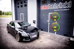 Audi S5 3.0 tfsi optimointi celtic