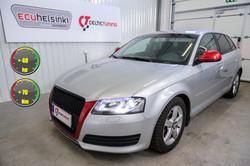 Audi A3 1.6 optimointi celtic tuning