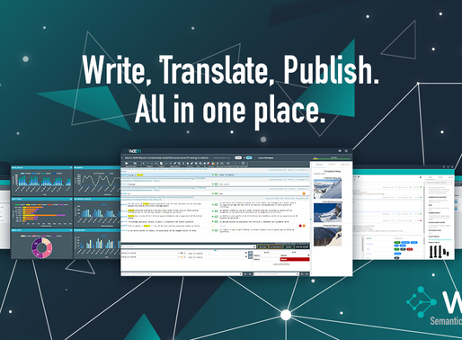 Wezen, the SaaS platform to centralize your copywriting and translation projects