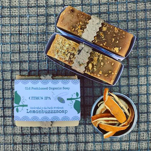 Citrus IPA Organic Soap