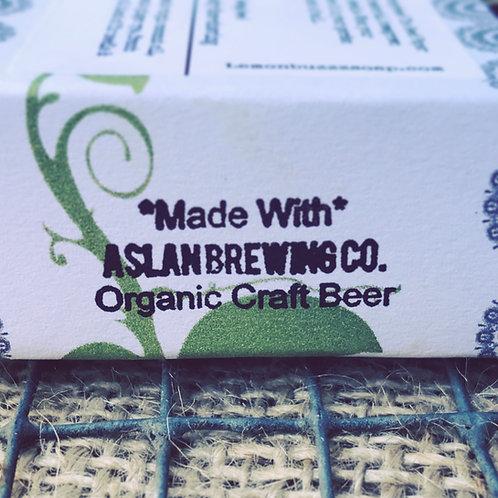 Vanilla Ginger Rye Organic Soap