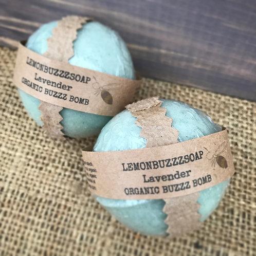 Organic Lavender Buzzz Bomb