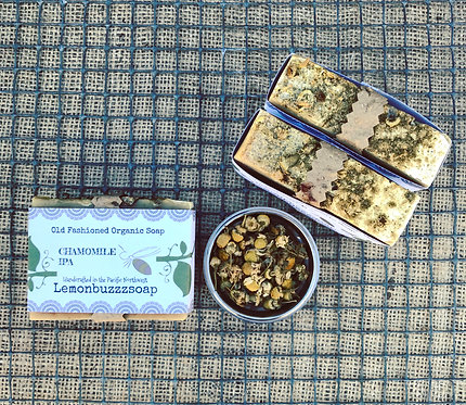 Chamomile IPA Organic Soap