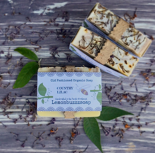 Country Lilac Organic Soap
