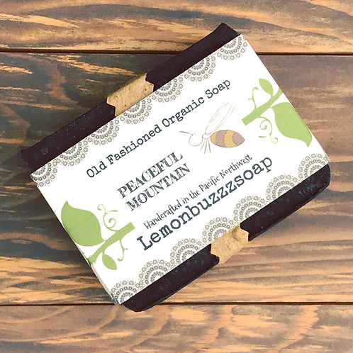 Peaceful Mountain Organic Soap