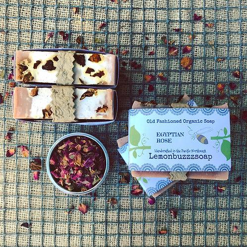 Egyptian Rose Organic Soap