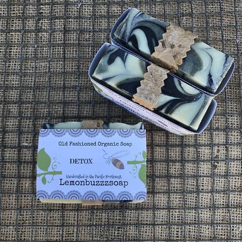 Detox Organic Soap