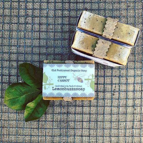 Hippy Carrot Organic Soap