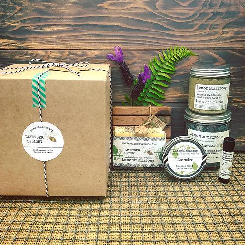 Lavender Delight Gift Set