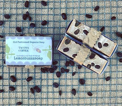 Tacoma Coffee Organic Soap