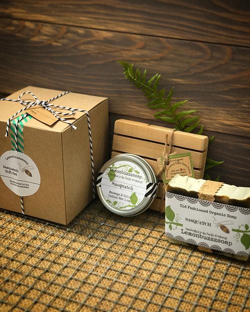 Sasquatch Gift Set