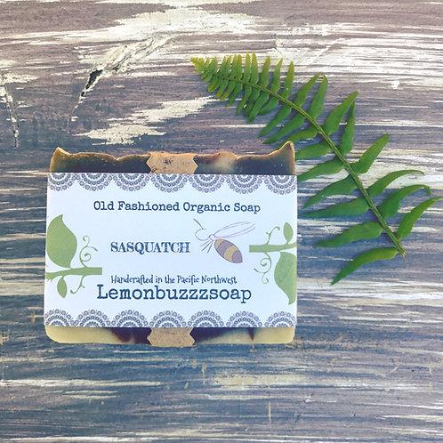 Sasquatch Organic Soap